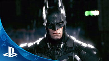 Batman Arkham Knight hra na PS4