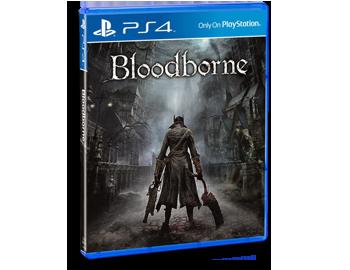 Bloodborne PS4 hra roku 2015