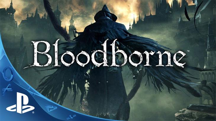 Bloodborne PS4 hra