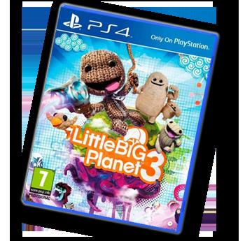 LittleBigPlanet 3 Playstation 4 hra