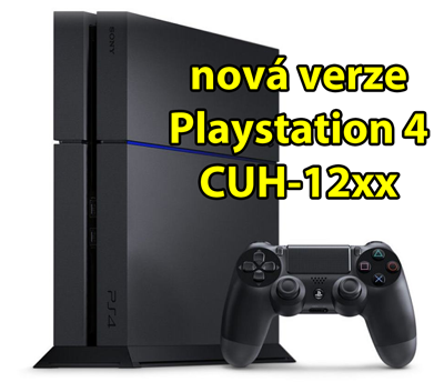 nová verze Playstation 4 CUCH-1216