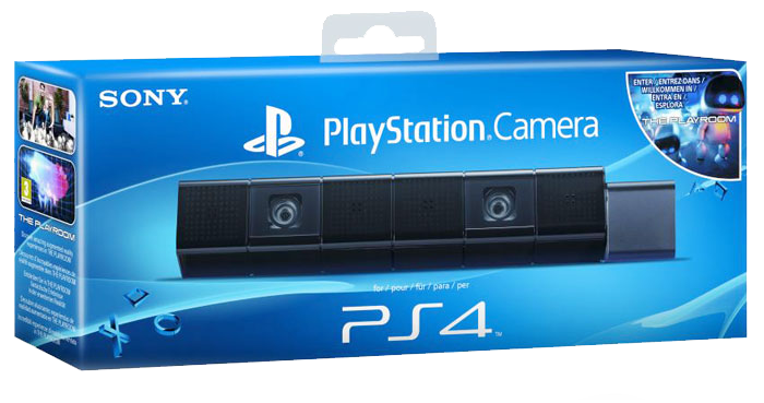 Playstation 4 kamera