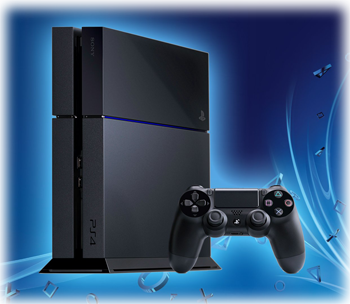 Playstation 4 fotka