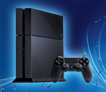 Playstation 4 fotka
