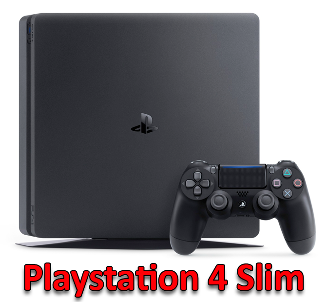 nový Playstation 4 Slim