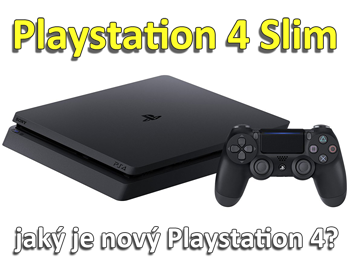 Playstation 4 Slim recenze
