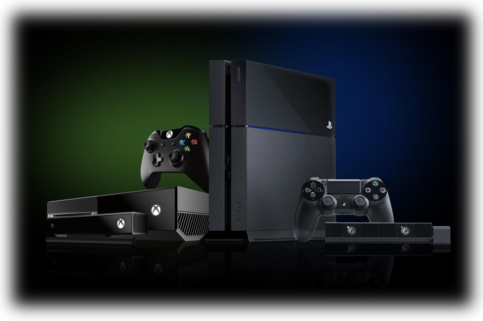 Playstation 4 a XBox One