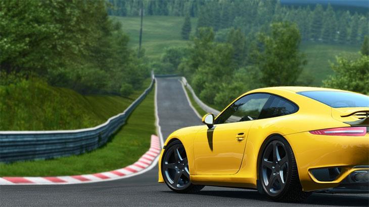 Project Cars nejlepší závodní hra na Playstation 4 (1)