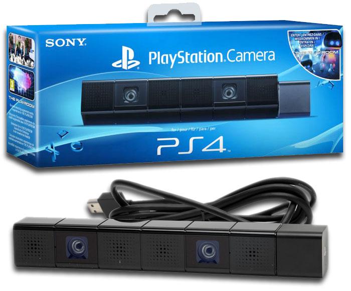 PS4 kamera