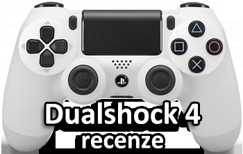 Sony Dualshock 4 recenze ovladače