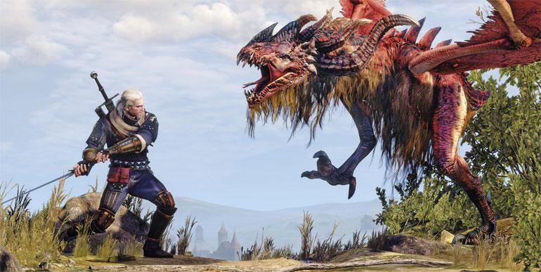 Zaklínač 3 na PS4 - nejlepší RPH hra roku 2015