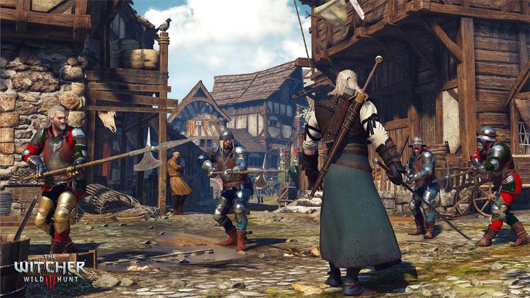 Zaklínač 3 (Witcher 3) na PS4